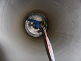 Vertical Ducting/pipework inspection and maintenance
