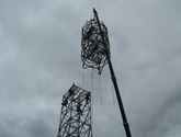 Lattice Tower - complete ground up builds and erecting of towers