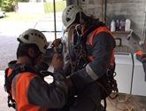NZIA completes both in house and external international rescue training on a regular basis