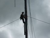 Telecommunication Tower certified welding repairs